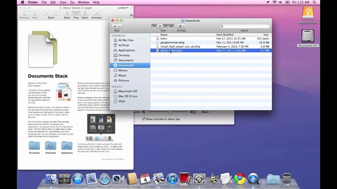 Top 10 Tips Of A Mac Master [OS X Tips]