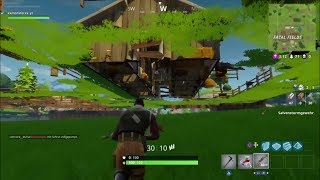 Fortnite! Underground Glitch!