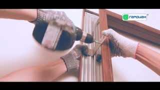 Стальная дверь Фактор: установка входной металлической двери своими руками(Видеоинструкция о том, как происходит установка входной металлической двери своими руками. Подробно о..., 2015-07-21T07:06:11.000Z)