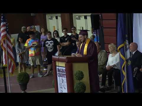 2019 McLean County High School Graduation