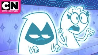 Teen Titans GO! | Teen Titans GHOSTS! | Cartoon Network