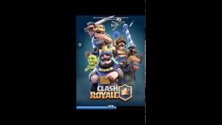 Clash Royale Só De Cartas Da Origem Clash Of Clans