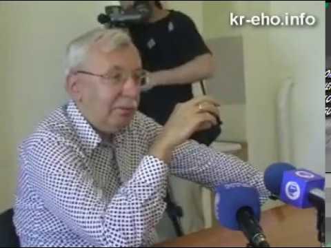 Виталий Третьяков. Выступление в Севастополе. Июнь 2009.