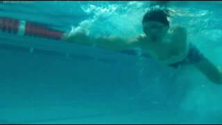 Плавание для любителей. Часть 1: Бассейн. Учимся плавать. Разворот в воде.