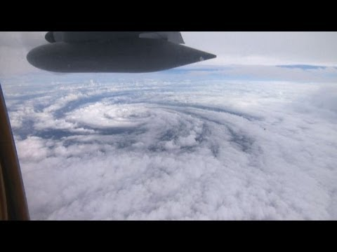 Hurricane Hunters Web Exclusive: World Class View