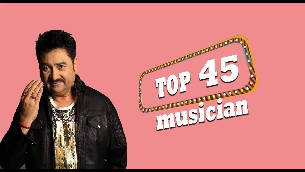 कुमार सानू:आवाज़ एक म्यूजिक डायरेक्टर अनेक-टॉप 45 Kumar Sanu birthday  Kumar Sanu with top Musician