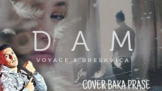 Baka Prase COVER Voyage x Breskvica dam (Official Video)
