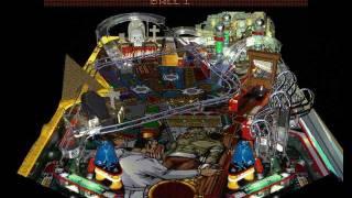 Hyper 3D Pinball - Table 2/6 - Monster -