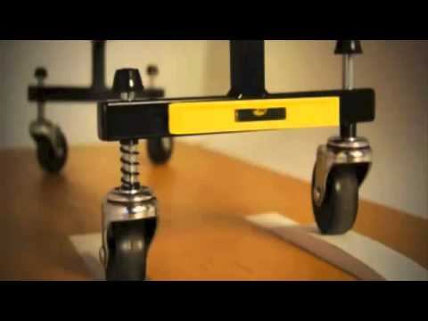 Self Leveling Casters Youtube
