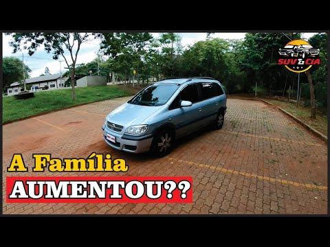 Chevrolet Zafira 2012 Automática – Uma ótima Opção Para Sua Família!