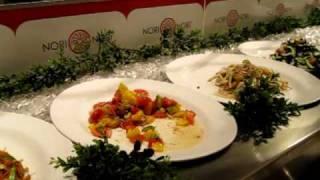 Nanding and Vicky - Nori-Nori Sushi buffet in Georgia