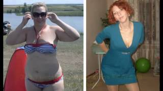 звезды до и после похудения