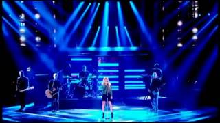 Video Avril Lavigne - Here's To Never Growing Up (Live The Voice UK) download MP3, 3GP, MP4, WEBM, AVI, FLV Juli 2018