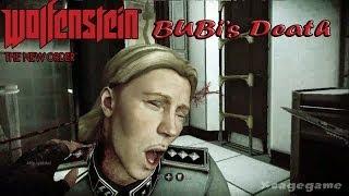 Wolfenstein : The New Order - Bubi's Death Gameplay [ HD ]