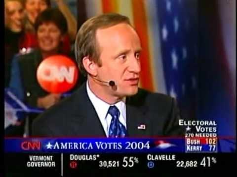 2004 Presidential Election Bush vs. Kerry November 2, 2004 Part 8