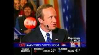 2004 Presidential Election Bush vs. Kerry November 2, 2004 Part 8