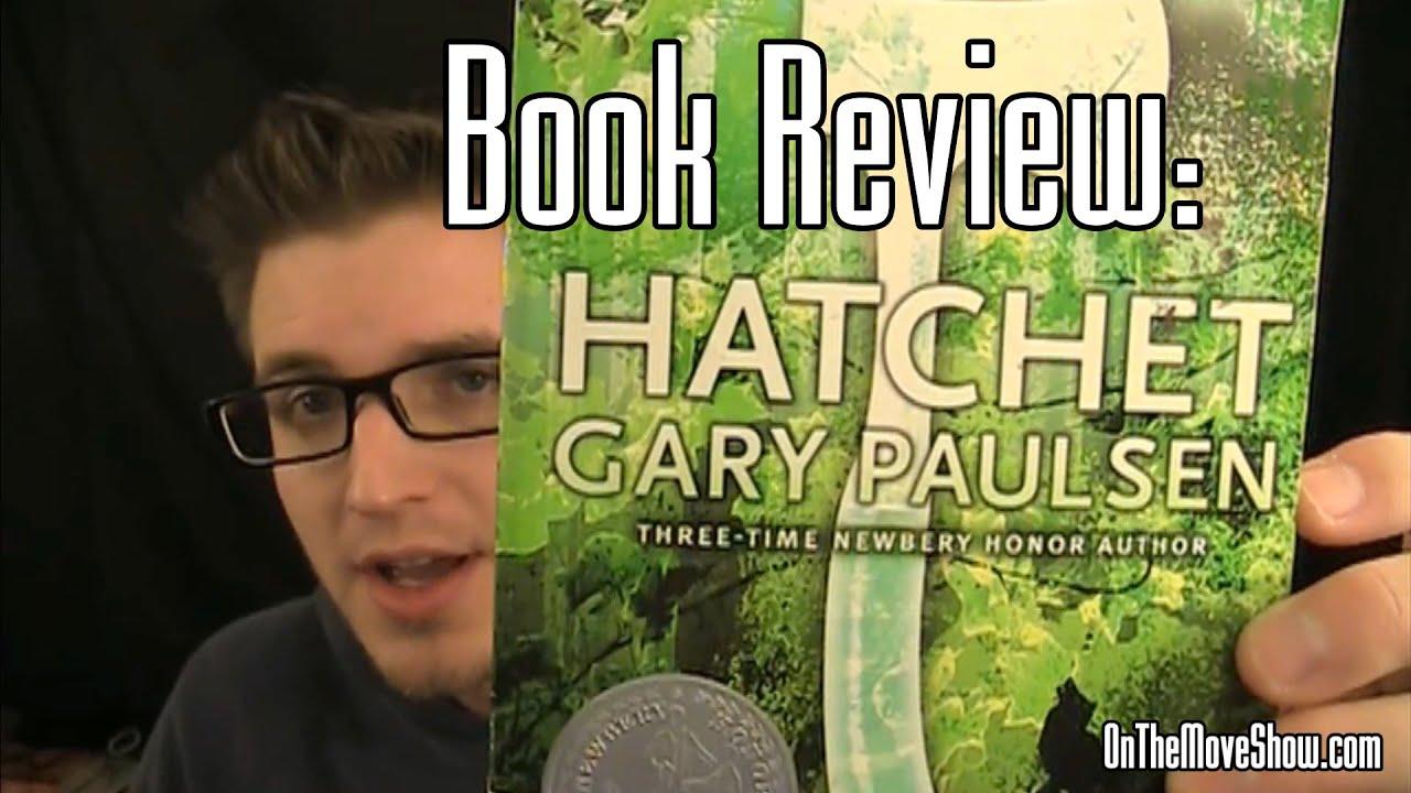 hatchet book report by gary paulsen