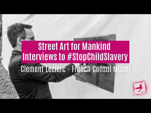 France fights child labor - Exclusive Interview of French Consul Clement Leclerc