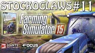 Lets Play Farming Simulator 2015 - Episode 11 ( My Ramblings ! )