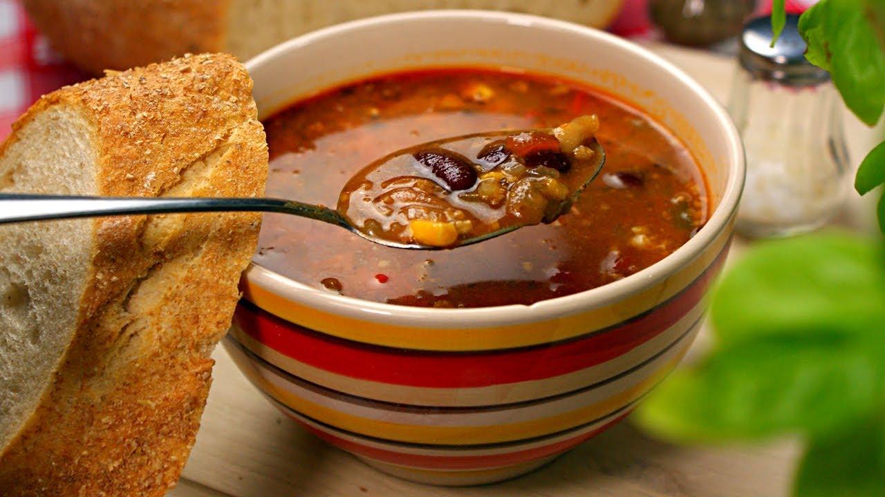 Zupa Meksykanska Smaczne Przepisy Tv