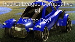 GIZMO OP! ROCKET LEAGUE!