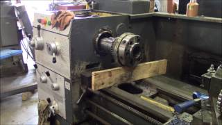 Engine Lathe Headstock Tear Down