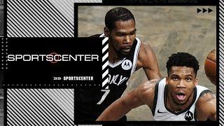 Reaction to the Bucks' Game 7 win vs. Nets | SportsCenter
