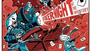 Poker Night At The Inventory (pc)   Game Play
