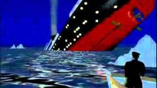 Titanic : Adventure out of time (1996) PC game trailer & ending
