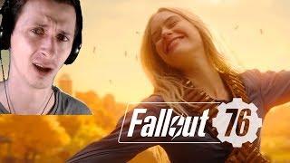Fallout 76 - Хорошо или Плохо? Смотрю новый трейлер и обсуждаю!