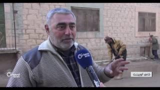 مشروع لتنظيف شوارع مدينة الدانا شمال إدلب ومرافقها بأيدي أبنائها