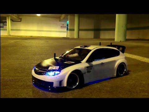 Subaru Impreza Sti Rc Drift Youtube