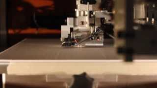 Mcor Iris 3D Printer - How it work (Mcor Technologies)