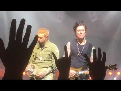 Avenged Sevenfold - Bat Country Live @ Hartwall Arena, Helsinki 7/3/2017