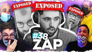 LE ZAP #38 - EXPOSED DÈS LA REPRISE