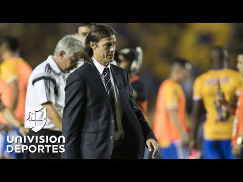 Matías Almeyda tiene claro que el resultado fue justo y que la final ante Tigres sigue abierta