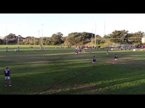 Freo v South Perth 2nd half