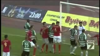 CSKA Sofia - Cherno more 3:2 Highlights 11.05.2013