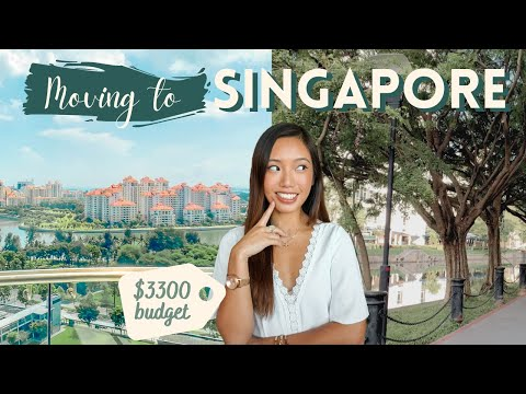 SINGAPORE APARTMENT HUNTING (w/ viewings, rent prices, tips)