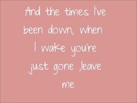 Gold Dust - John Newman Lyrics