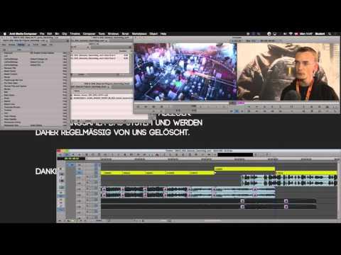 Avid Media Composer - Unterricht 4.1