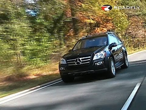 Roadfly.com - 2008 Mercedes-Benz GL550
