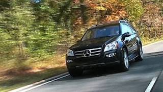 Roadfly.com - 2008 Mercedes-Benz GL550