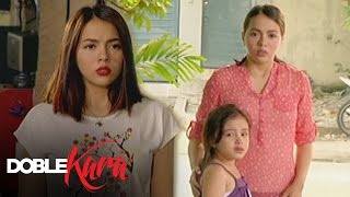 Doble Kara: Sara sees Rebecca with Kara