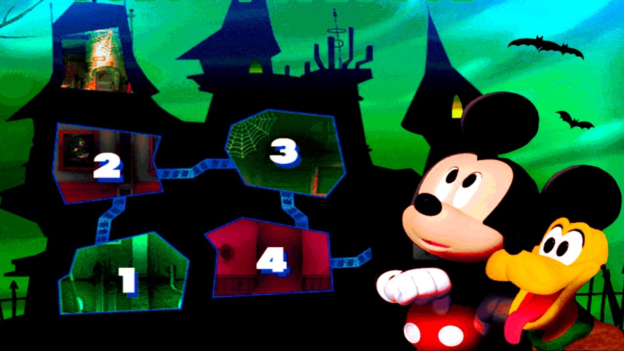 Mickey Mouse Kids Games Disney Mickey Mouse Clubhouse