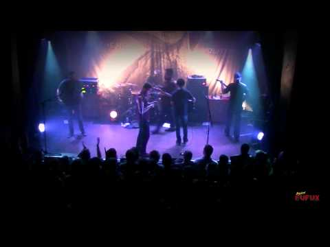 Protest the Hero   Le Divan du monde 01 17 2014