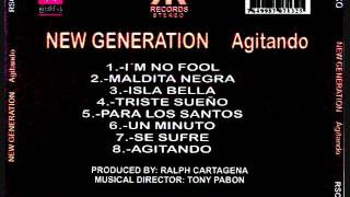 The New Generation - Isla Bella (SALSA)