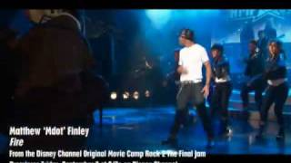 Camp Rock 2: The Final Jam - Fire - Music Video - Disney Channel Original Movie