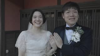 結婚式 エンドロール 『温故知新』