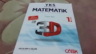 Çözüm Yayınları 3D TYT Matematik Soru Bankası İncelemesi (Detaylı)